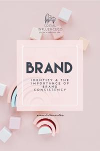 brand identity and brand consistency