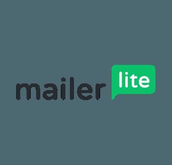 mailerlite logo in the email marketing tools for entrepreneurs list