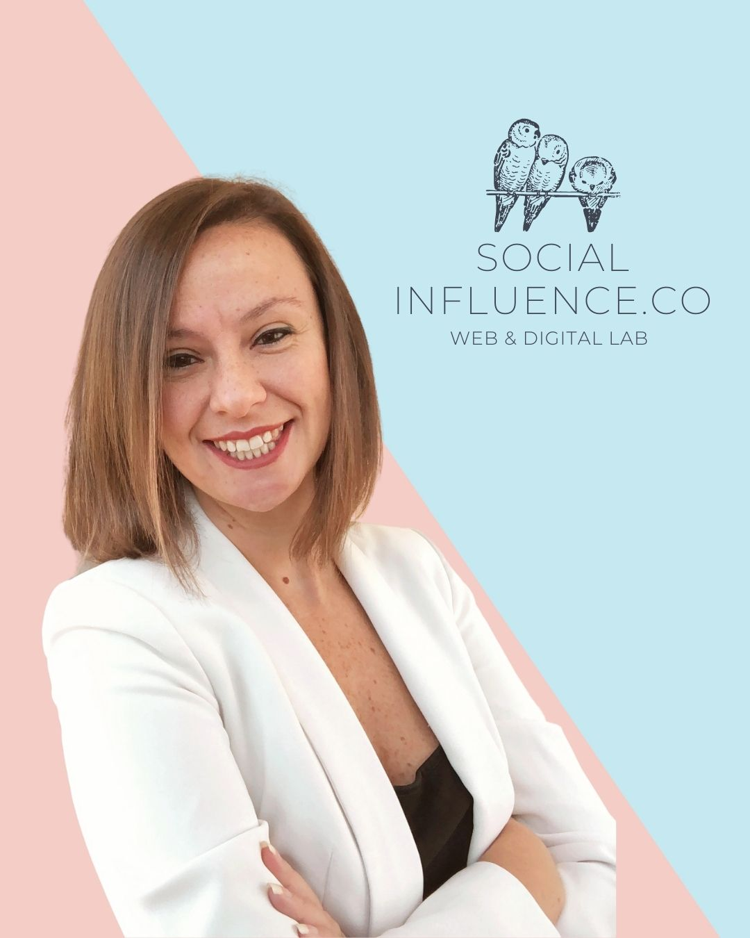 social influence web and digital lab founder